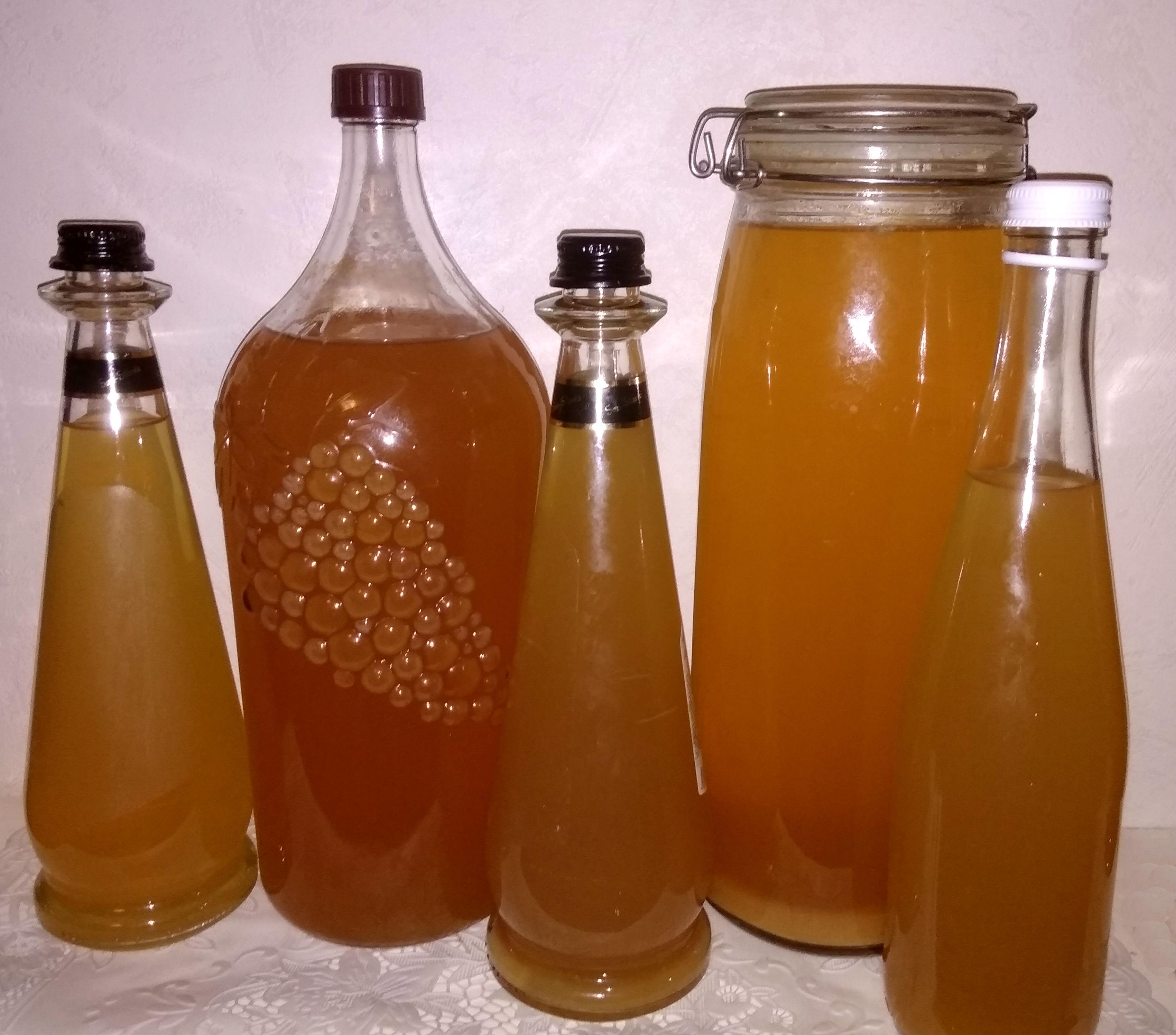 Яблочный уксус: натурпродукт высокого качества